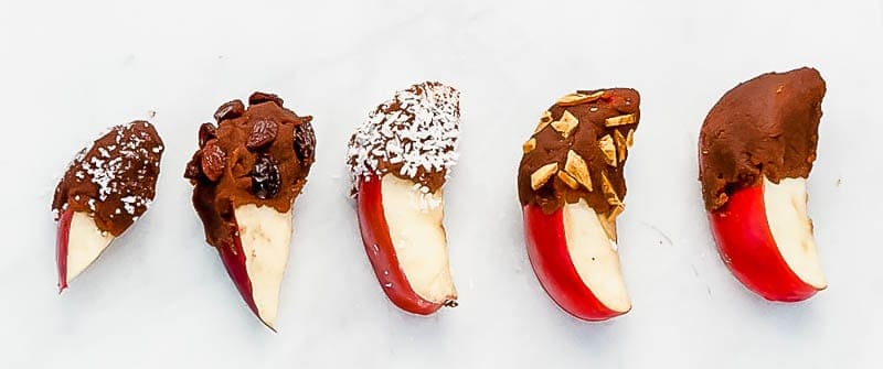 "AIP ""Chocolate"" Covered Apples"