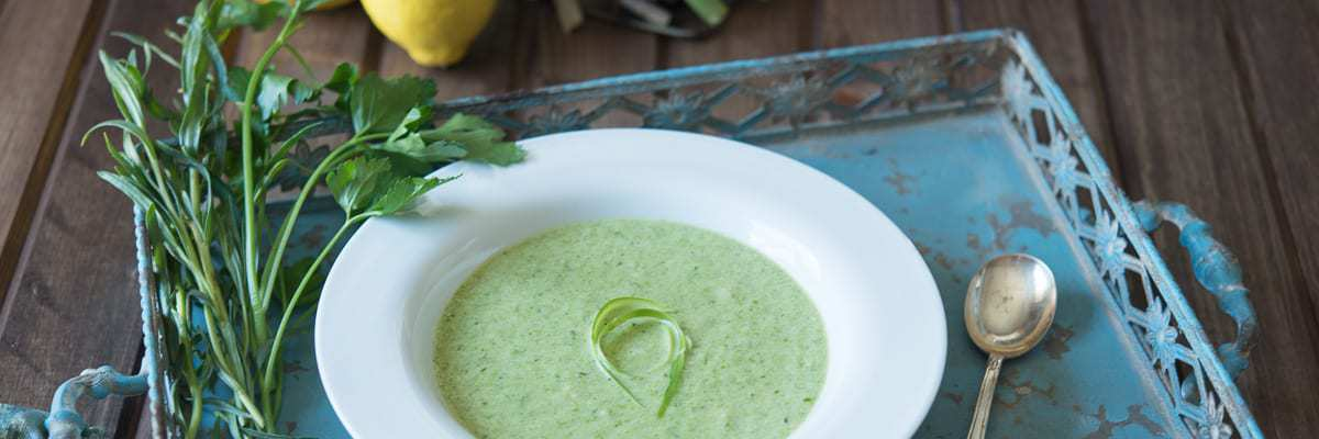 Asparagus Soup (Paleo, Whole30, AIP variation)