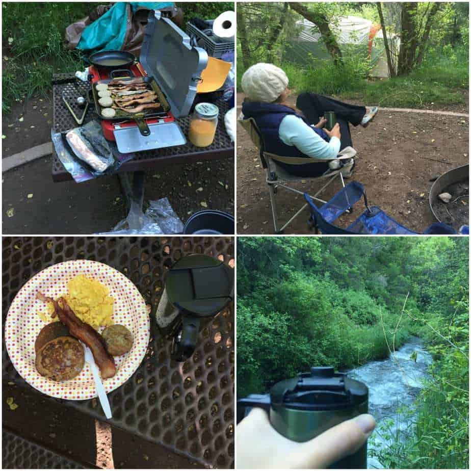 A Paleo Camping Trip by Thriving On Paleo