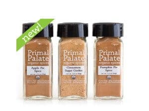Primal Palate Spices Sweet Pack