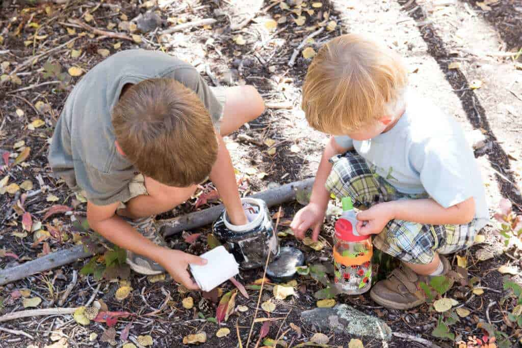 Get moving: Geocaching with the family