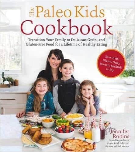 Pale-O's Cereal from The Paleo Kids Cookbook - a delicious gluten-free breakfast or snack recipe that your kids will love