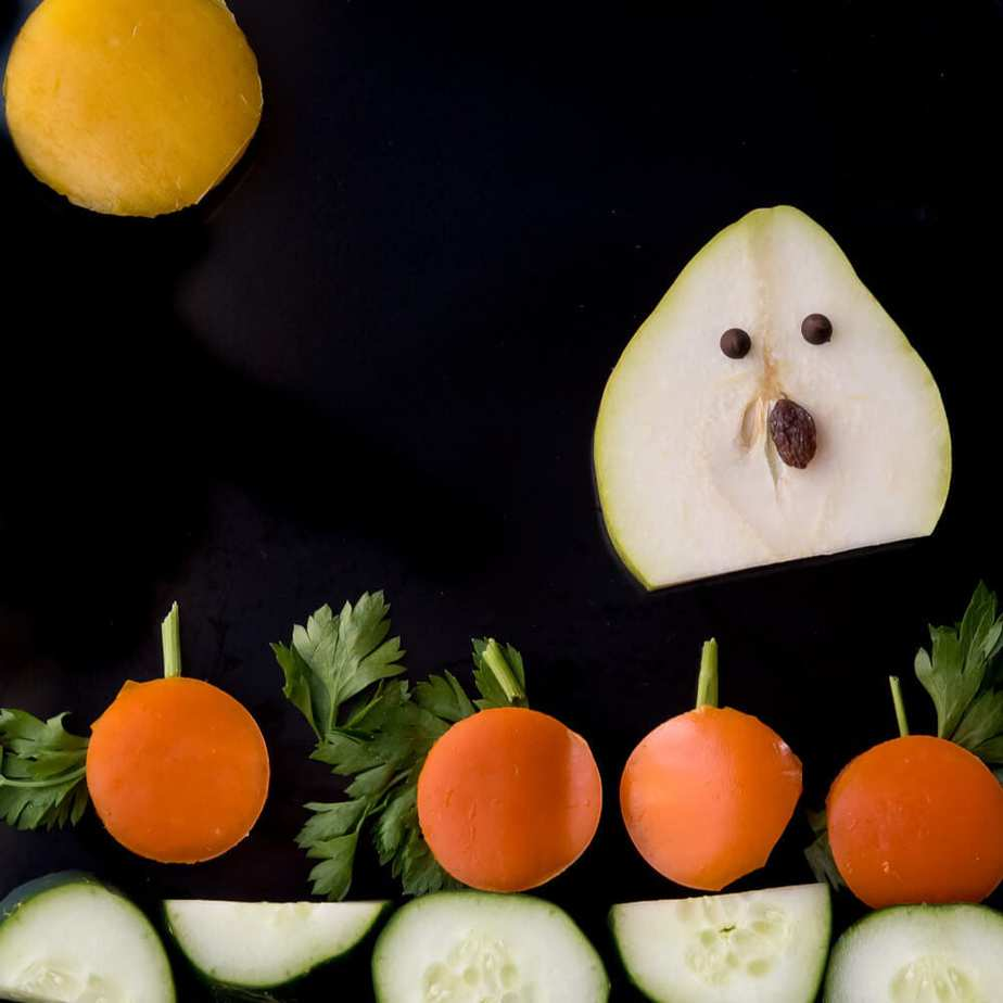 A healthy Halloween snack your kids will love