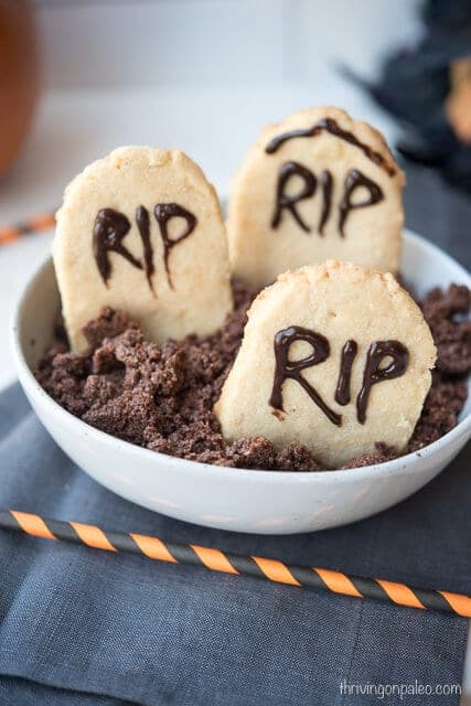 Paleo Tombstone Cookie Recipe