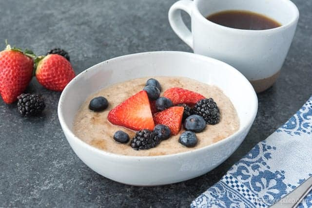 Paleo Instant Pot Porridge