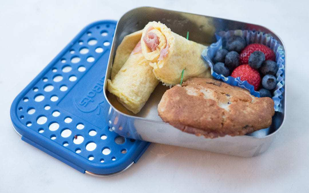 Healthy School Lunches – Ideas and Tips to Make Them Easier