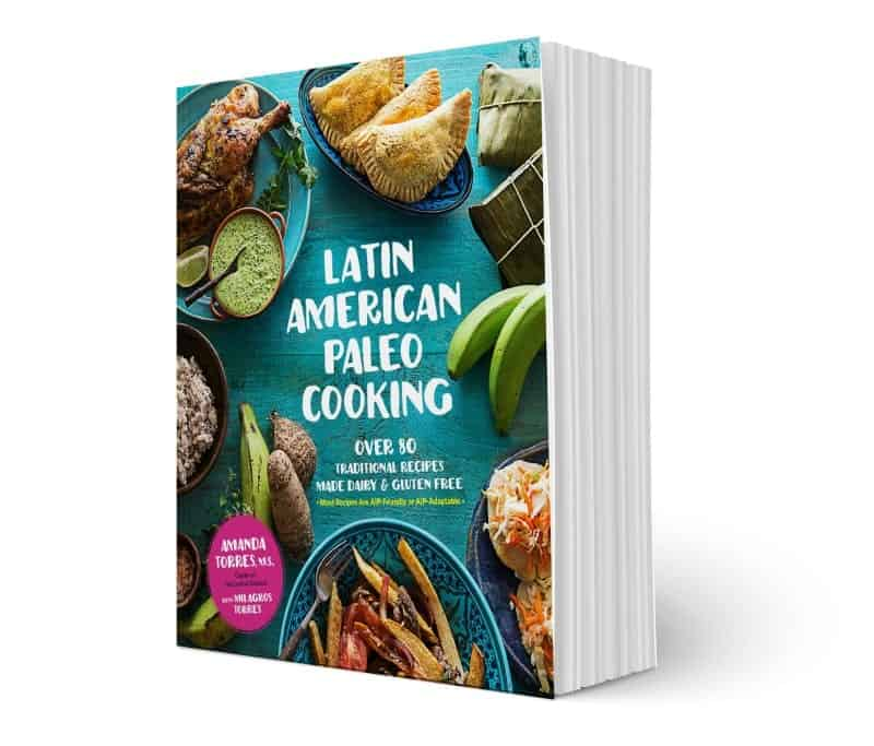 Latin American Paleo Cooking cookbook