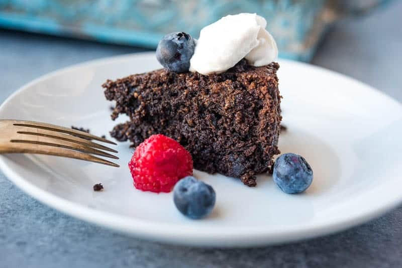 This Might Be The Most Delicious Chocolatey, Fudgy Instant Pot Cake