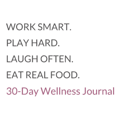 30 Day wellness journal thumbnail