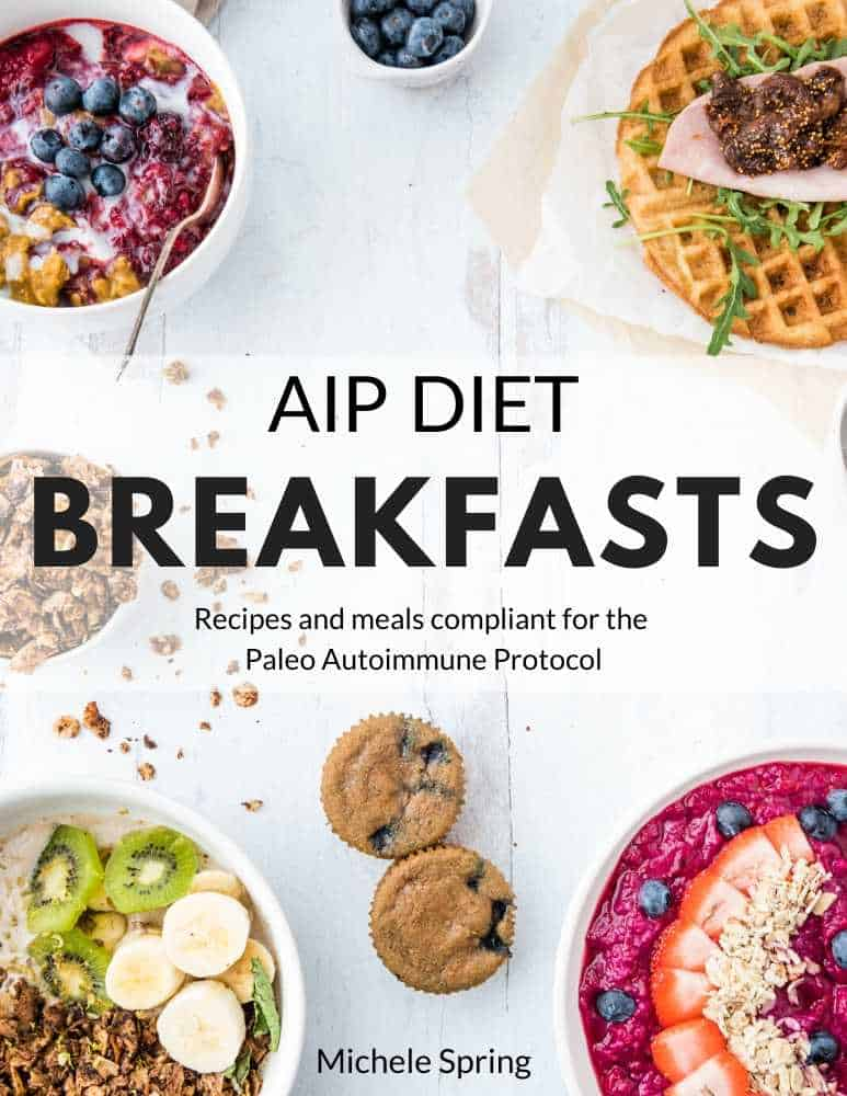 AIP Breakfasts Book cover