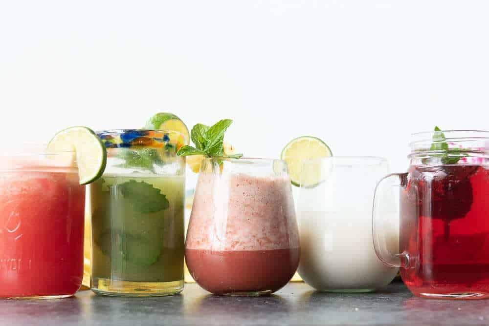 Aip Paleo mocktail nonalcholic drinks