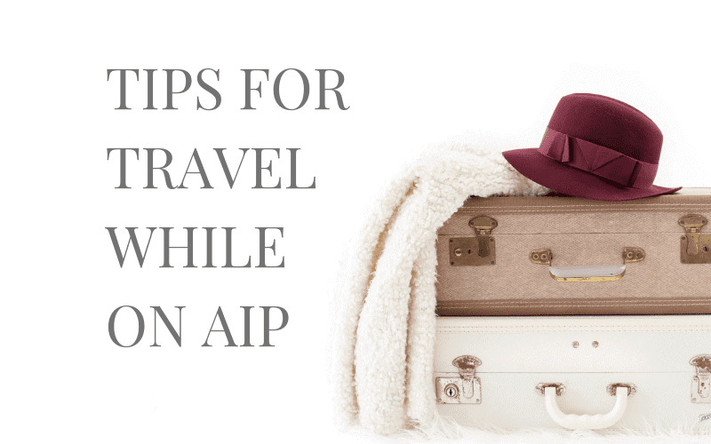 AIP Travel Tips