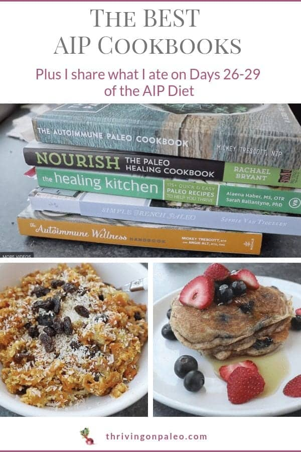 best aip cookbooks pinterest