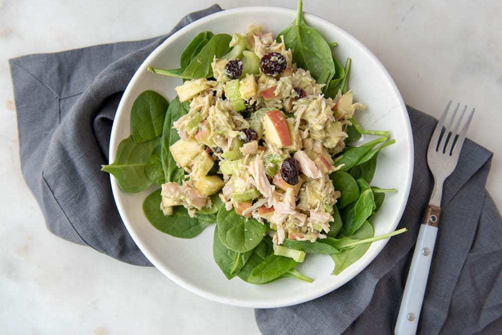 AIP Harvest Chicken Salad