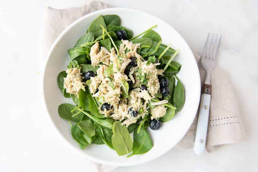 """Summer"" AIP Chicken Salad"