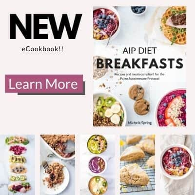 aip breakfasts book ad