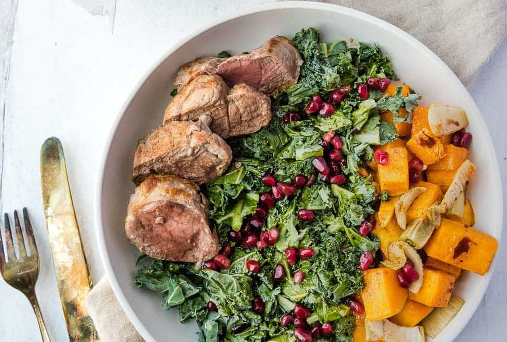 Winter Bowl (Paleo, Whole30, AIP)