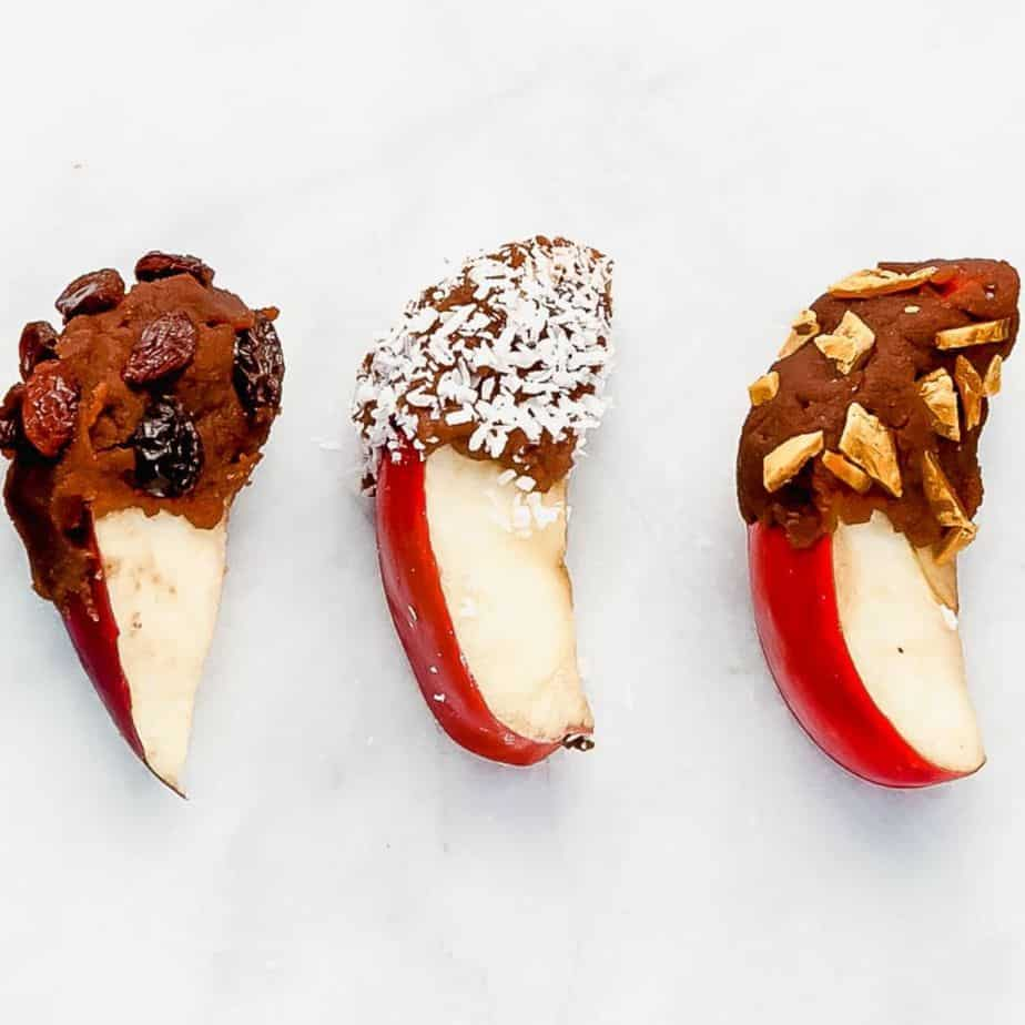 """AIP """"Chocolate"""" Covered Apples"""